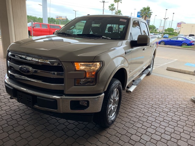 Ford F 150 Four Wheel Drive Pickup Truck