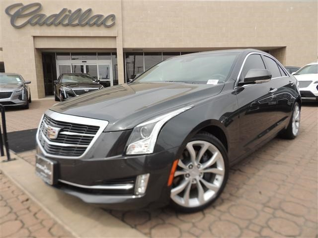 Pre Owned 2016 Cadillac Ats Sedan Performance Collection Awd
