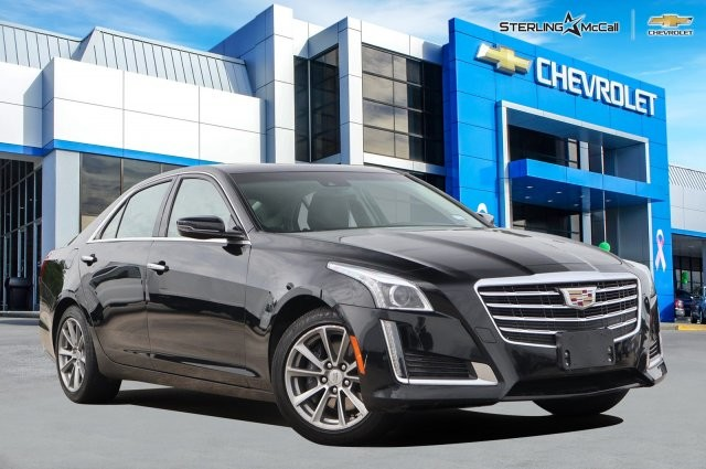 Pre-Owned 2019 Cadillac CTS Sedan Luxury RWD.....