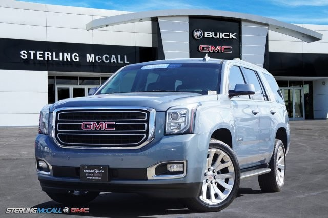 GMC Yukon Four Wheel Drive SUV - Offsite Location