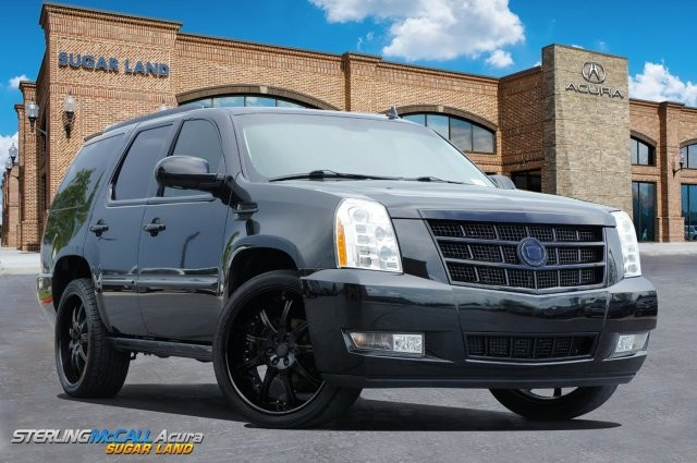 Pre-Owned 2012 Cadillac Escalade Premium *** NAVIGATION *** SUNROOF ***