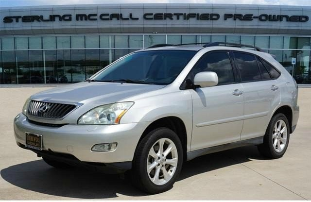 Pre-Owned 2008 Lexus RX 350 LUXURY VALUE EDITION