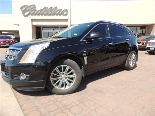 Pre Owned 2011 Cadillac Srx Performance Collection Suv In Houston