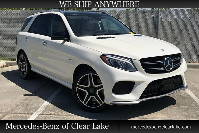 Pre-Owned 2017 Mercedes-Benz GLE AMG® GLE 43 - LOADED!