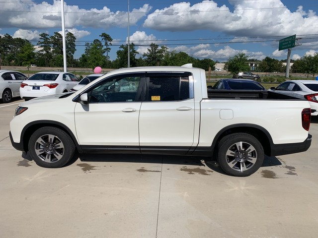 Pre Owned 2018 Honda Ridgeline Rtl Pickup Truck In Houston Jb002516
