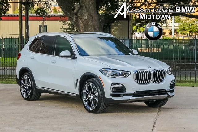 Demo 2020 BMW X5 sDrive40i