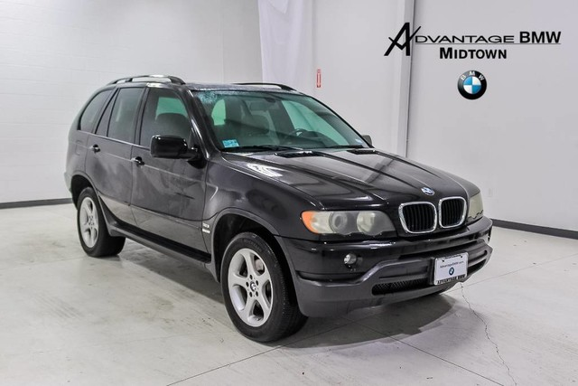 Pre Owned 2003 Bmw X5 Suv In Houston 3lv75435 Advantage Bmw Midtown