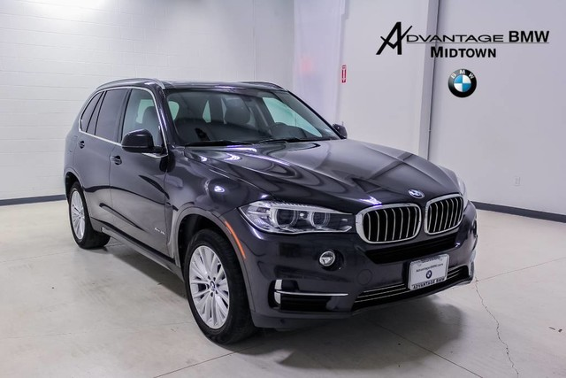 Pre-Owned 2016 BMW X5