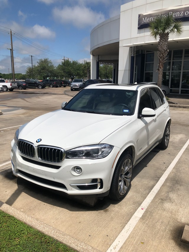 Pre Owned 2017 Bmw X5 Xdrive35i