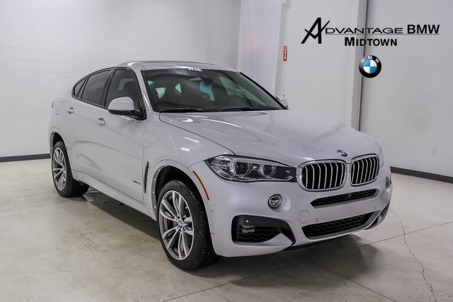 Bmw X6 Xdrive50i All Wheel Drive Sport Utility
