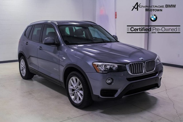 Certified Pre-Owned 2015 BMW X3