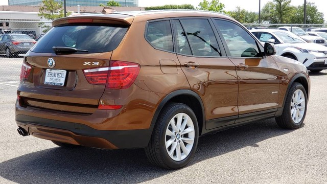 Pre Owned 2017 Bmw X3 Sdrive28i