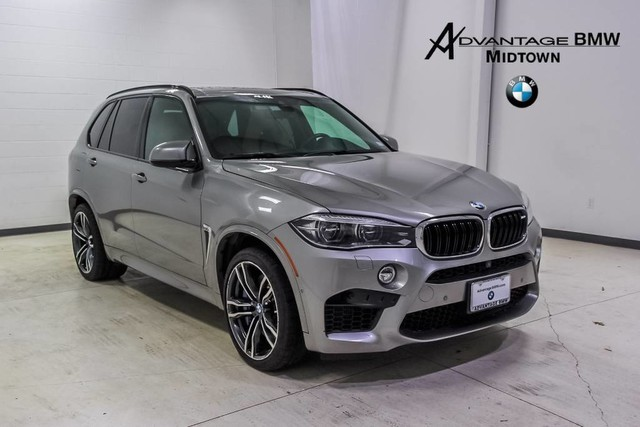Certified Pre-Owned 2017 BMW X5 M