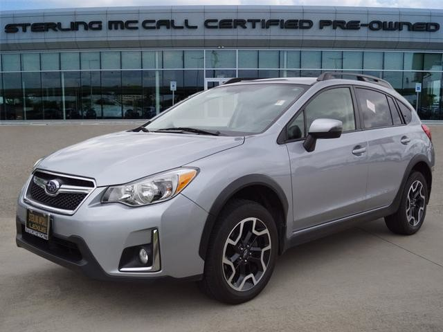 Pre Owned 2016 Subaru Crosstrek Limited