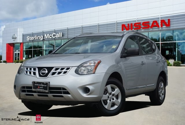 Nissan Rogue Select >> Nissan Rogue Select Front Wheel Drive Suv Offsite Location