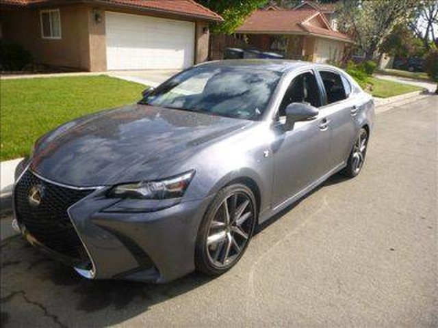 Pre Owned 2016 Lexus Gs 350 F Sport Levinson Navigation