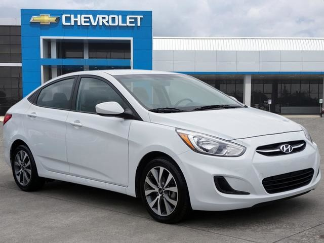 Pre Owned 2017 Hyundai Accent Value Edition