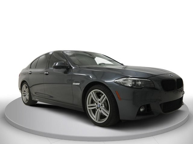 Certified Pre-Owned 2016 BMW 5 Series