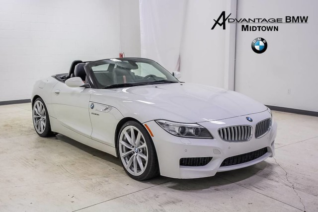 Pre Owned 2016 Bmw Z4