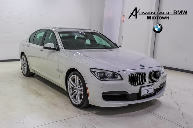 Pre-Owned 2015 BMW 7 Series