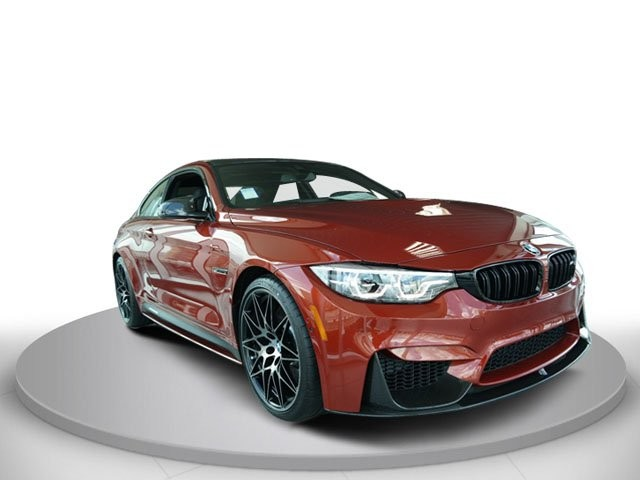 New 2018 Bmw M4 Coupe In Houston Jag66830 Advantage Bmw Midtown