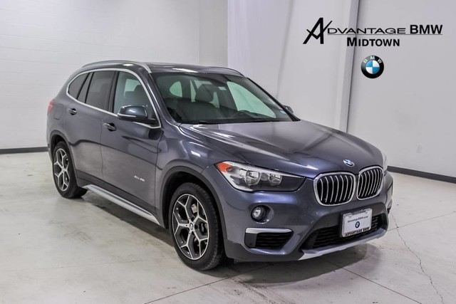 Pre Owned 2016 Bmw X1 Suv In Houston G5e56389 Advantage Bmw Midtown