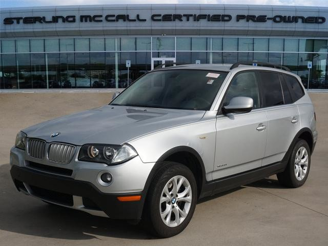 Pre Owned 2010 Bmw X3 Xdrive30i
