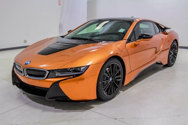 New 2019 Bmw I8 Coupe In Houston Kvb81934 Advantage Bmw Midtown
