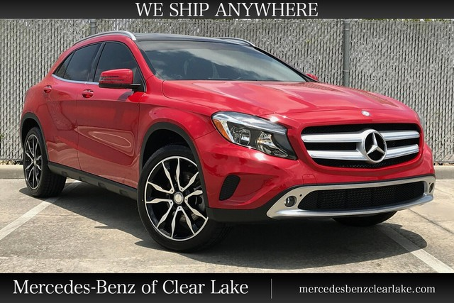 Mercedes Benz Midtown >> Pre Owned 2015 Mercedes Benz Gla Gla 250 Suv In Houston Fj169128