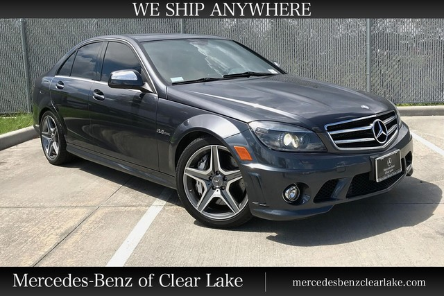 Mercedes Benz C Class Rear Wheel Drive Sedan Offsite Location