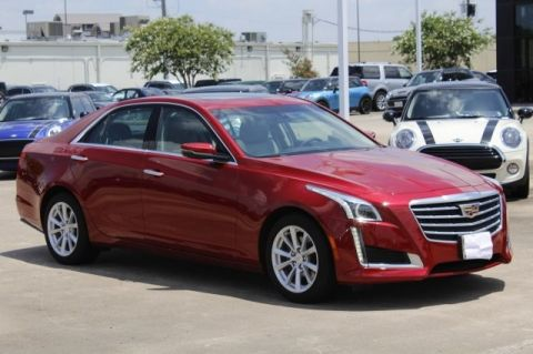 Pre-Owned 2019 Cadillac CTS Sedan