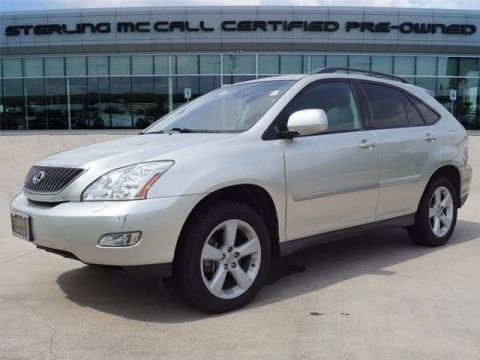 Pre-Owned 2007 Lexus RX 350 LUXURY VALUE EDITION