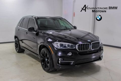 Pre-Owned 2015 BMW X5