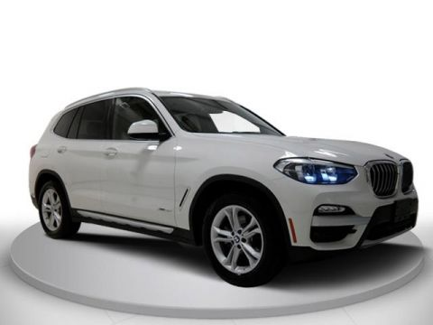 Certified Pre-Owned 2018 BMW X3