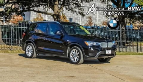 Pre-Owned 2017 BMW X3