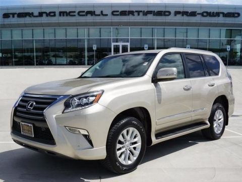 Pre-Owned 2016 Lexus GX 460 Premium Package Blind Spot Monitor with Rear Cross-Traffic Alert