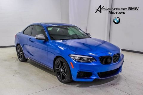 New 2019 BMW 2 Series M240i