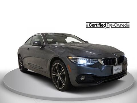 Certified Pre-Owned 2018 BMW 4 Series