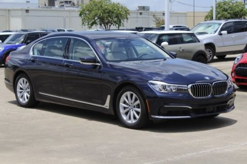 Certified Pre-Owned 2019 BMW 7 Series