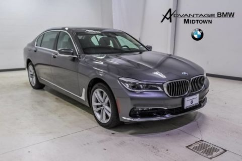 Pre-Owned 2017 BMW 7 Series