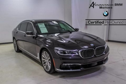 Certified Pre-Owned 2018 BMW 7 Series