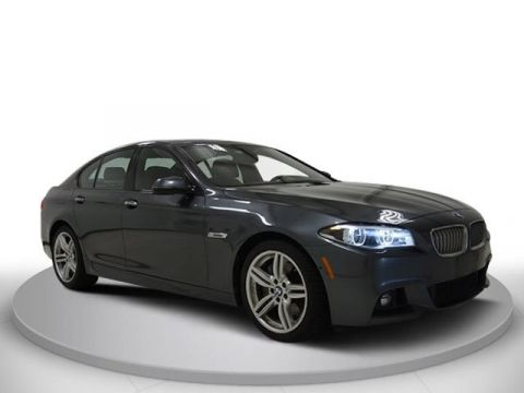 Pre-Owned 2016 BMW 5 Series