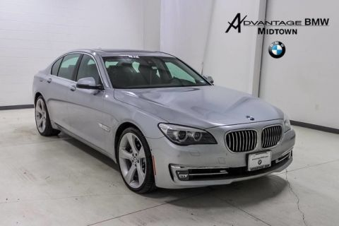 Certified Pre-Owned 2015 BMW 7 Series