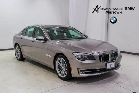 Pre-Owned 2013 BMW 7 Series