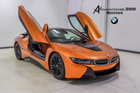 New 2019 Bmw I8 Convertible In Houston Kvg98053 Advantage Bmw Midtown
